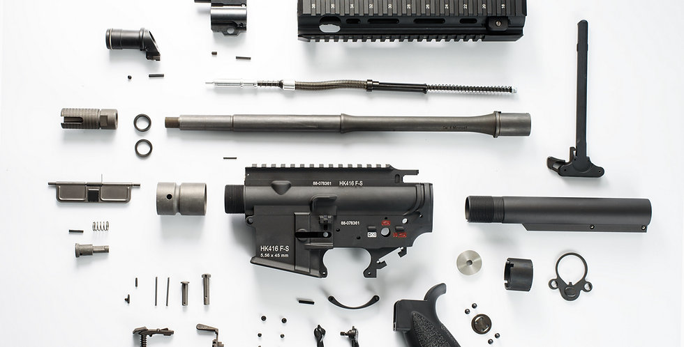 HAO's 416F-S Conversion kit for PTW