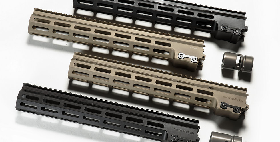 **HAO MK16 M-Lok handguard**surface defected