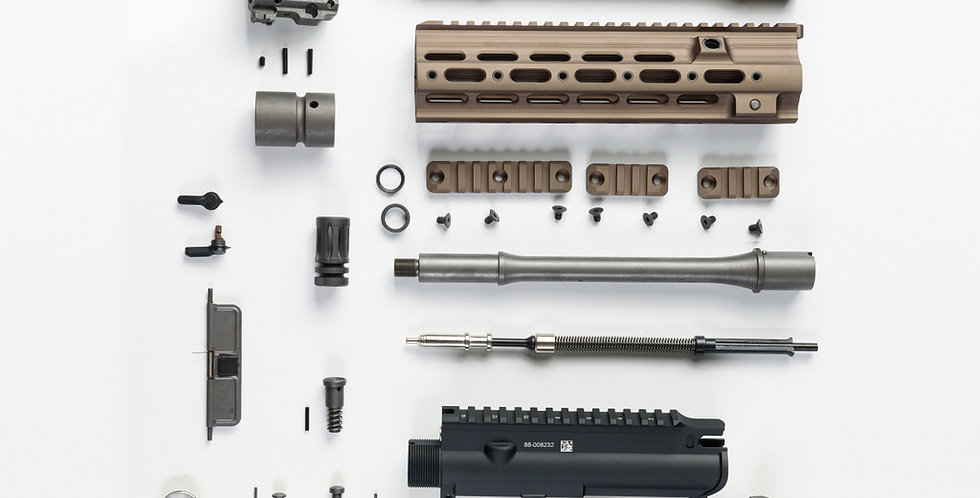 416(D)V2-MUR Conversion kit for PTW