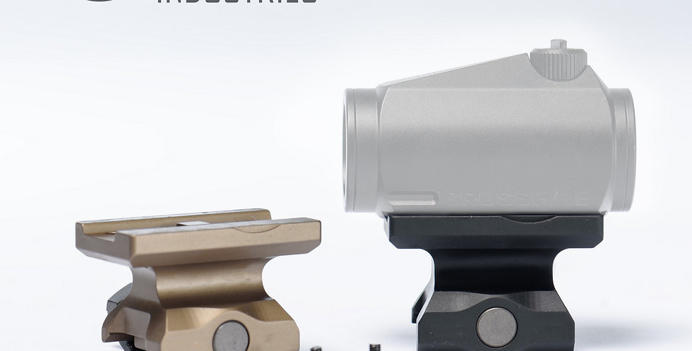 HAO G-style T1 mount