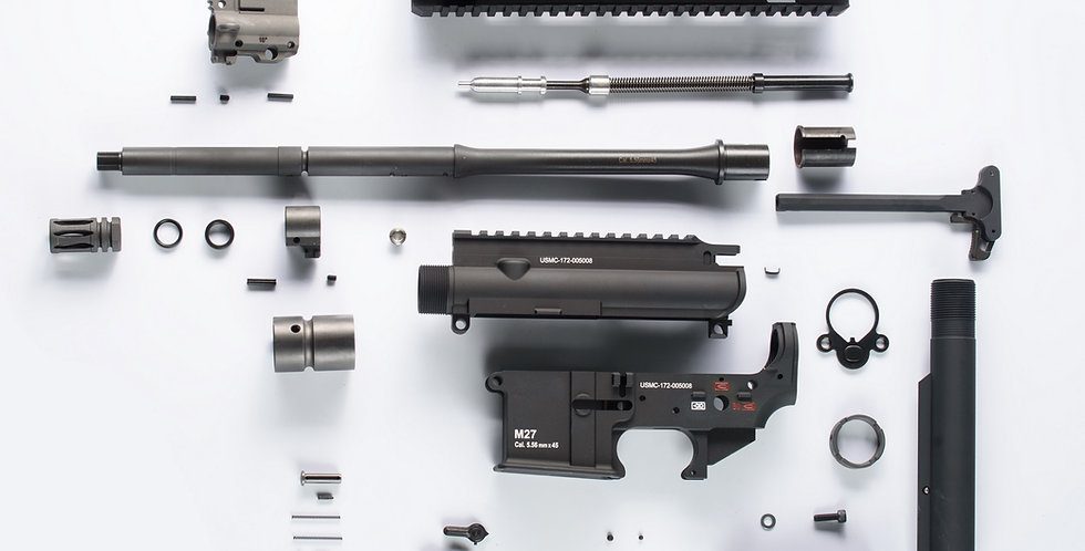 HAO M27 Conversion kit for MWS GBBR