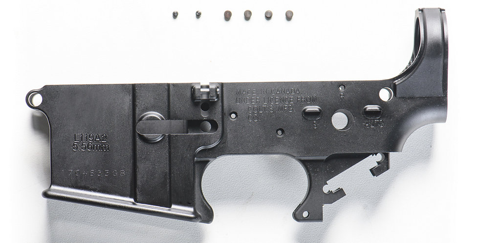 HAO L119A2 lower receiver -EcoLine