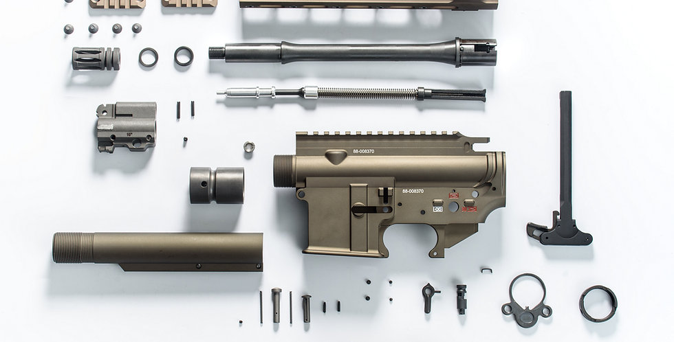 HAO's 416 CAG Conversion kit for Marui MWS