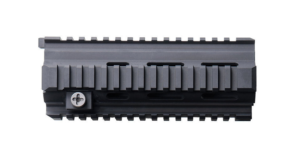 "HK style Quad rail- 9.5"" for 416C"