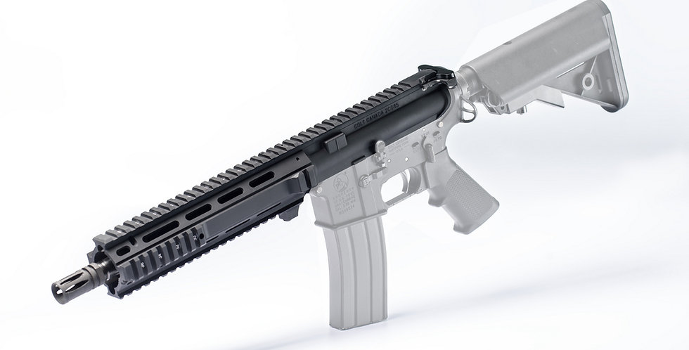 HAO's L119A2 CQBR Monolithic Upper kit (IUR) for Marui MWS
