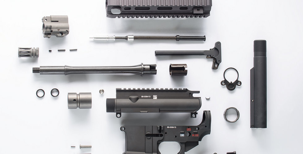 HAO HK416D Conversion kit for MWS GBBR