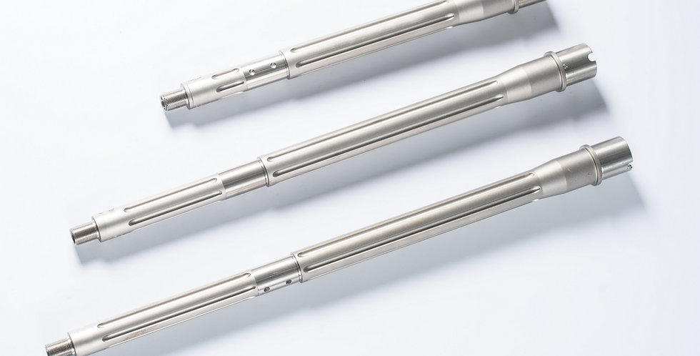 HAO's Lightrigid Stainless steel barrel