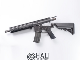 GBB L119A2 upper release for MWS!