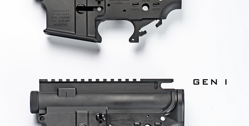 USGI Colt's M4A1 genI/II set for PTW