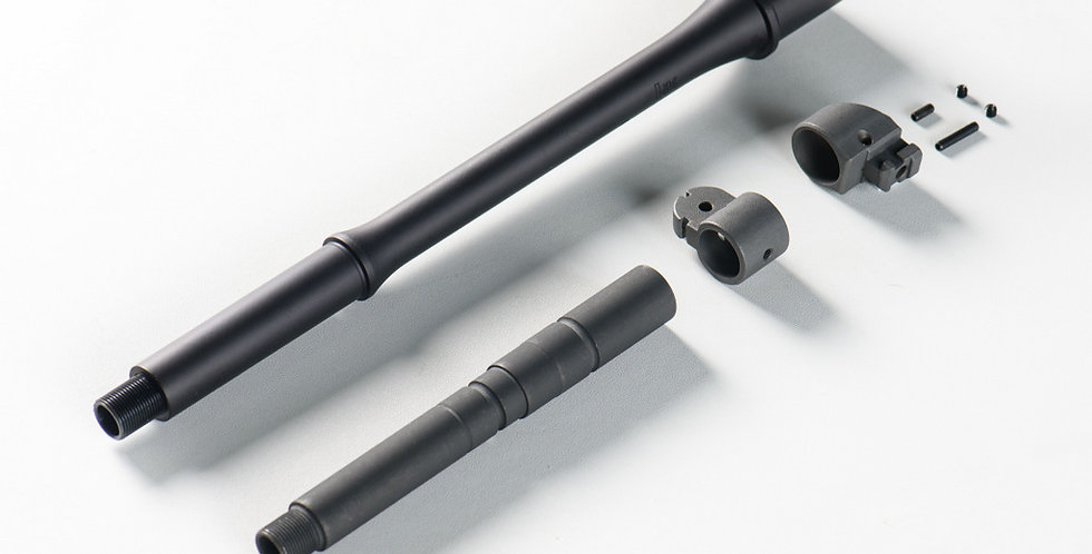 HAO's Alloy Barrel sets for 416A5 PTW (14mmCCW)