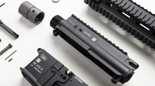 Introducing the ultimate CNC machined HK416D kit for GBBR.