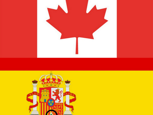 Shipping back to Canada & España