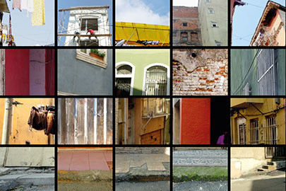 2016 - Inner landscapes - Istanbul beyond city