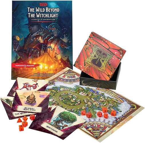 The Wild Beyond the Witchlight set complet (EN)