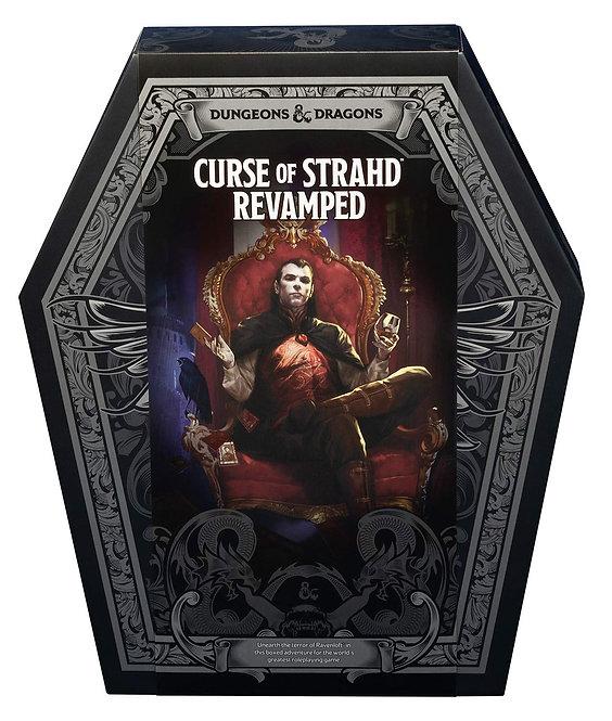 La malédiction de Strahd - Kit Premium [EN]
