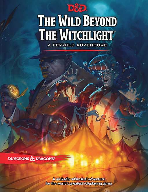 The Wild Beyond the Witchlight (EN)