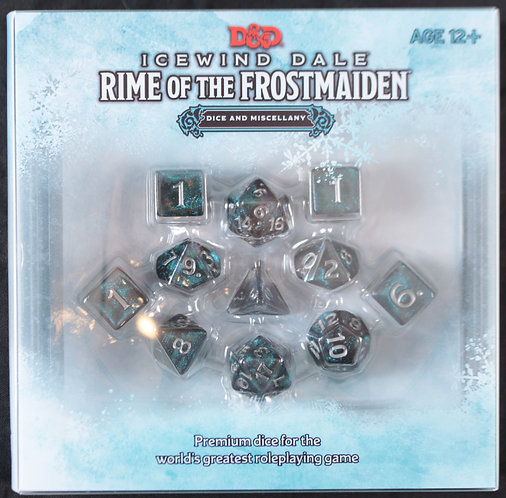 Rime of the Frostmaiden dice and miscellany [EN]