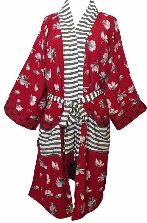 Ruby Floral Kimono