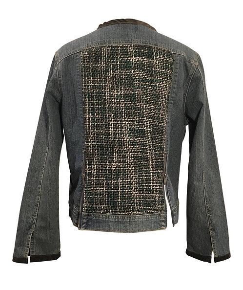 Zippy Tweed Jacket
