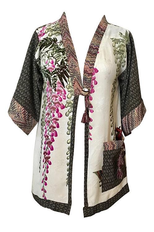 Exotic Floral Kimono