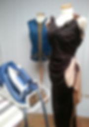 Centrale vapeur offerte au musée par l'association pourle traitement des costumes
