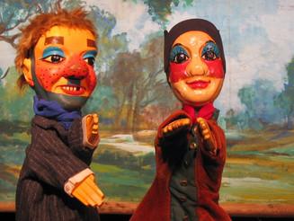 De nouvelles marionnettes pour le musée