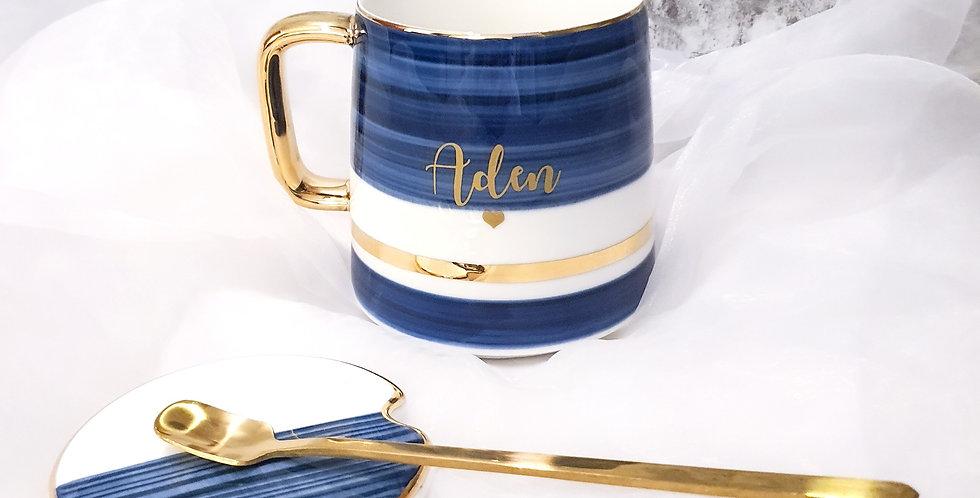 Bleu Mug Set | GL438