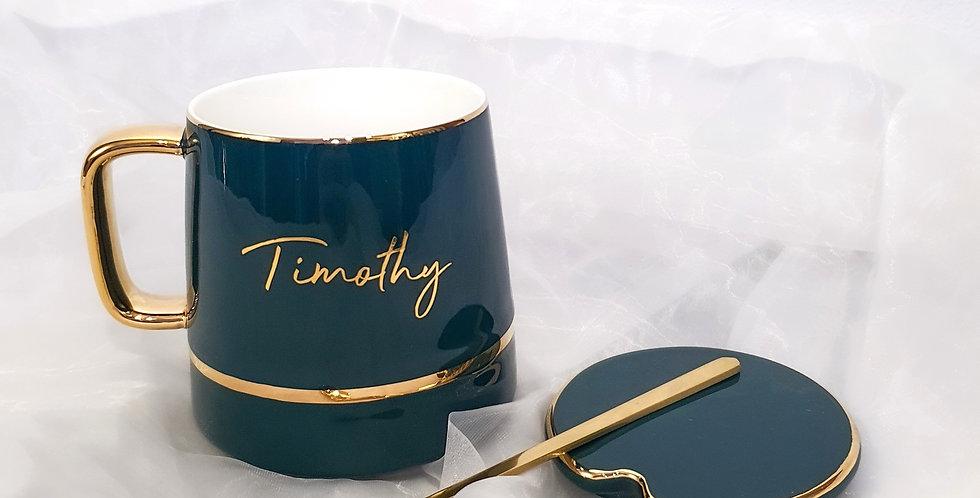 Emerald Mug Set | GL431
