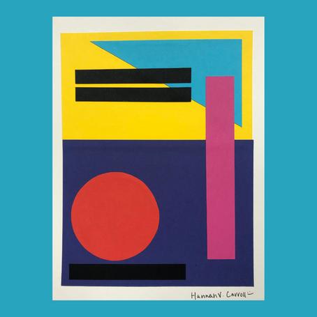 No 5. Colour Block (1)