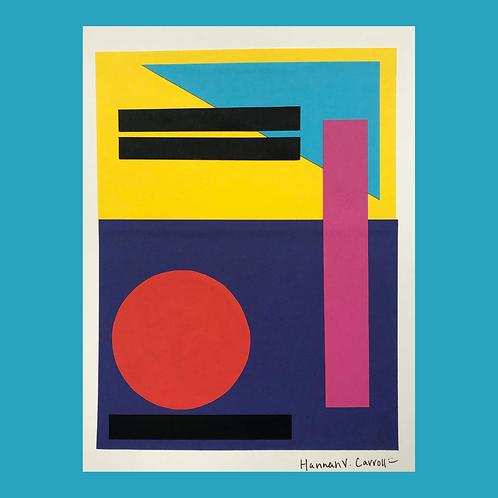No 5. Colour Block