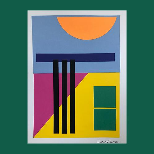 No 19. Colour Block