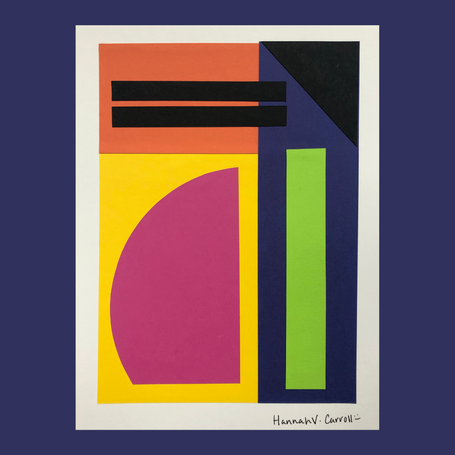 No 10. Colour Block (1)