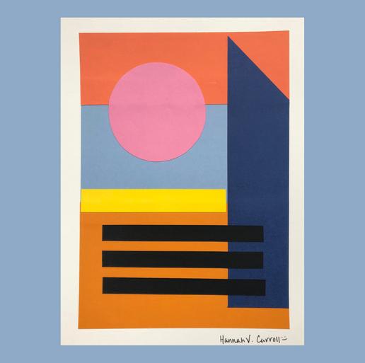 No 9. Colour Block (1)