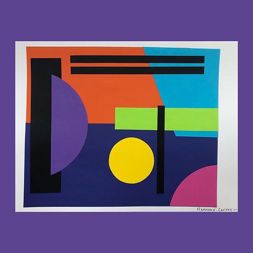 No 18. Colour Block