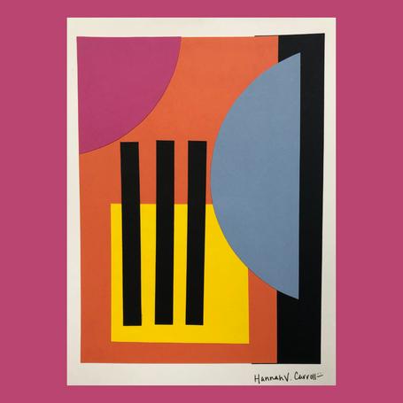 No 6. Colour Block (1)
