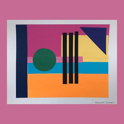No 11. Colour Block