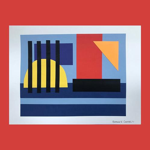 No 16. Colour Block