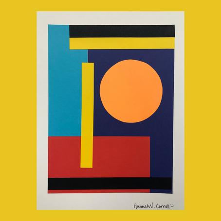 No 3. Colour Block (1)