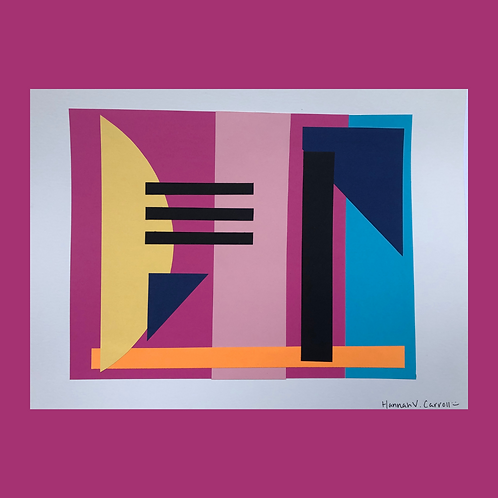 No 15. Colour Block