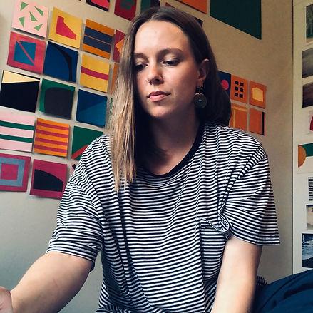 Hannah Carroll Visual Artist Guelph