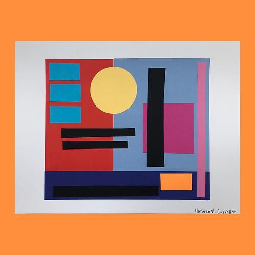 No 13. Colour Block