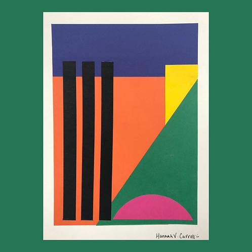 No 2. Colour Block
