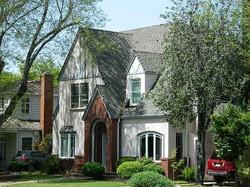 CV Cottage home