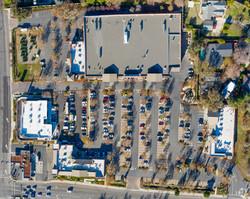 Aerial of Fair Oaks Promenade