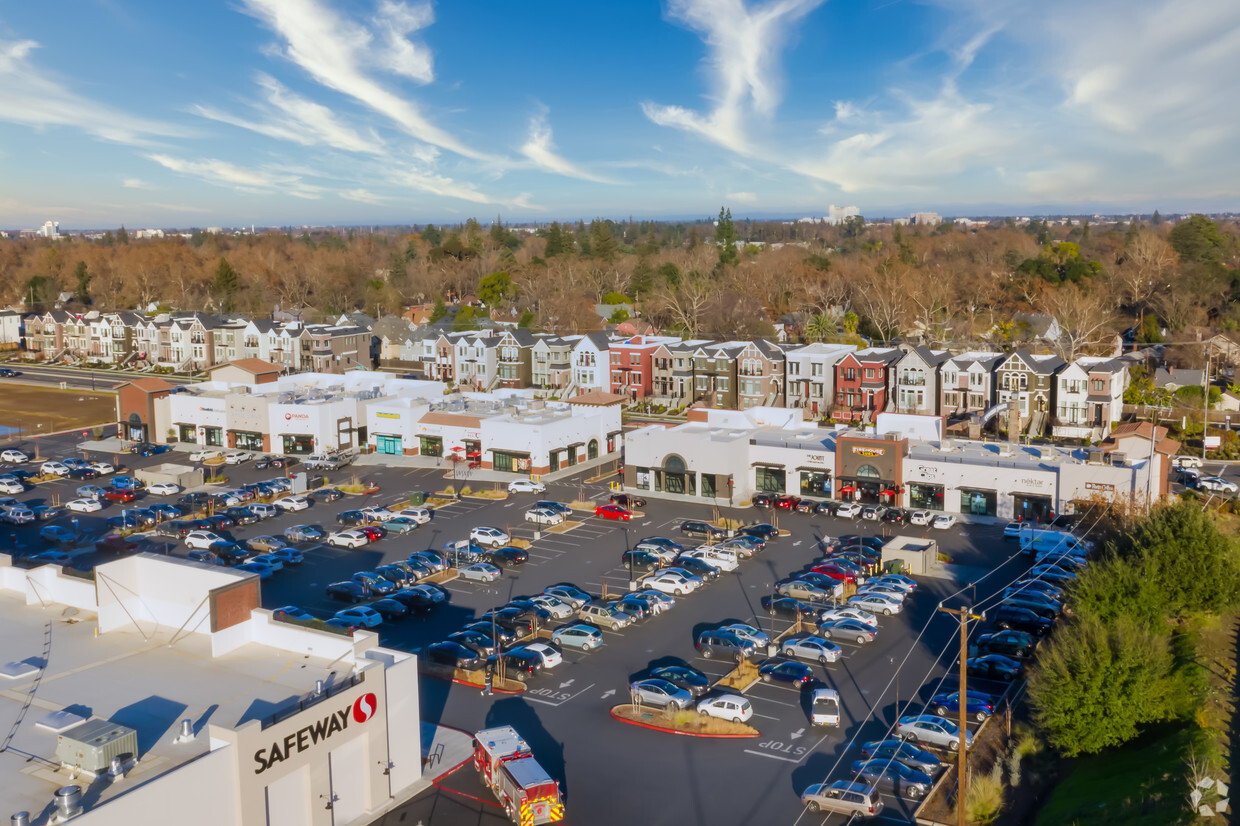 Crocker Village Shopping Center