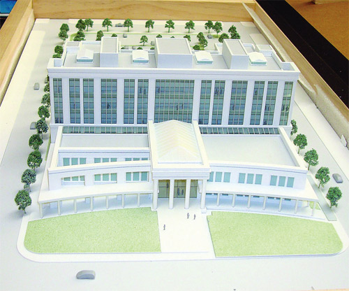 New Courthouse Model