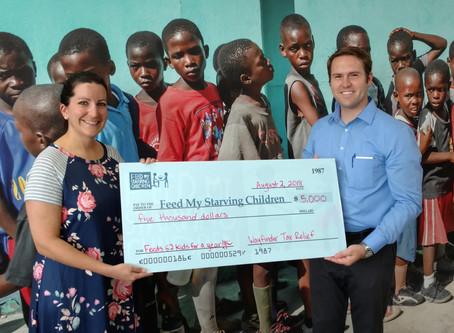 Feeding Children Worldwide
