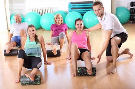 Reha Sport im Fitnessclub Böbingen und Umgebung, zwischen Leinzell, Heubach, Mögglingen und Schwäbisch Gmünd
