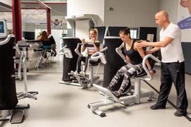 Fitnessstudio ruck-zuck in Böbingen