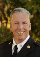 Chief Charles Hanley, Jackson County Fire District 5